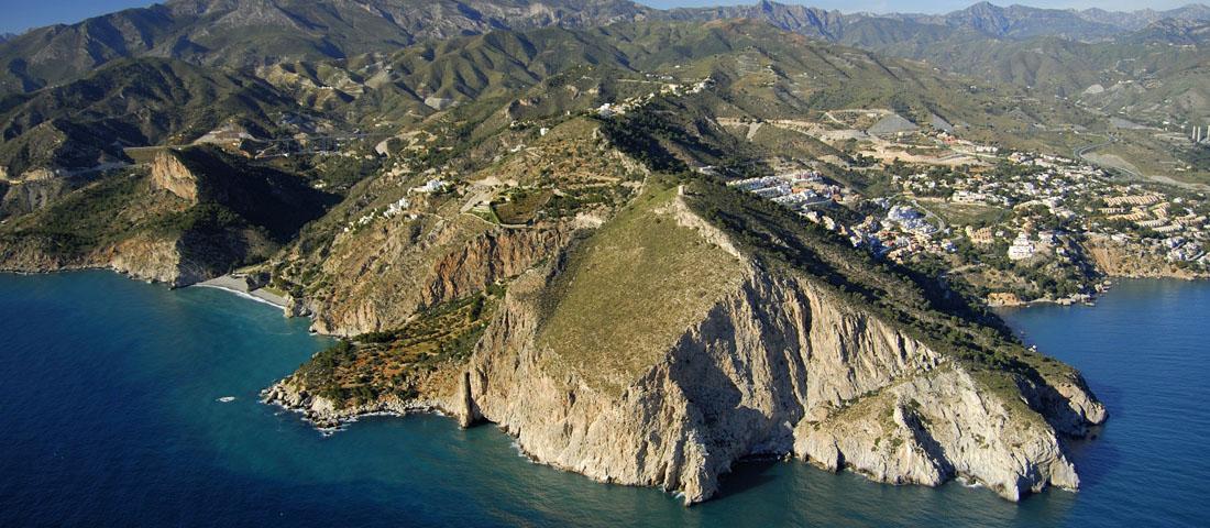 acantilados maro cerro gordo