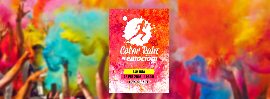 cartel color rain