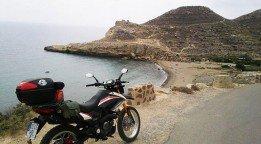 Almería en Moto por Diego Bretones