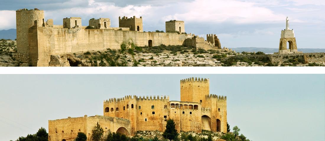 La Alcazaba / Castillo de Vélez-Blanco