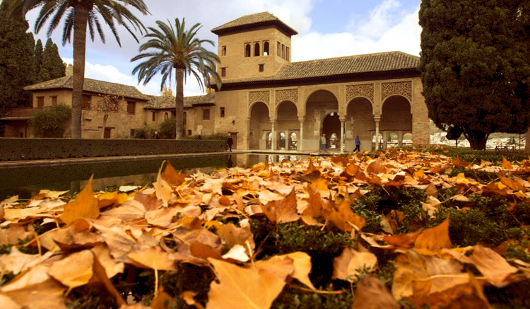 El Otoño llega a Granada
