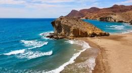 Las playas de Almería, cada vez más visitadas y más alabadas