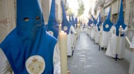Todos los itinerarios de la Semana Santa de Almería están aquí.