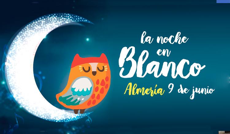 Vuelve La Noche en Blanco a Almería