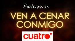 El programa VEN A COCINAR CONMIGO busca participantes almerienses
