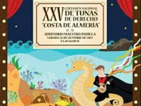 XXV Certamen de Tunas de Dº