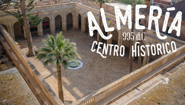¡Vente de ruta por la historia almeriense!