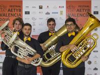 Tuba Málaga Quartet