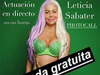 Leticia Sabater