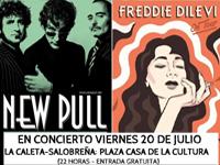 Freddie Dilevi + New Pull