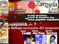 Zarzuela Live 1850 - 2018