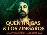 Quentin Gas y Los Zíngaros