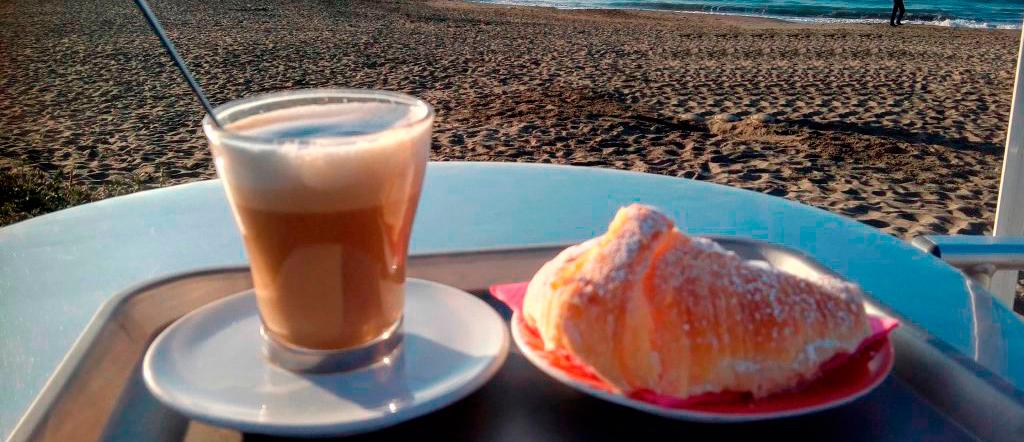 Desayuno en Cabo de Gata